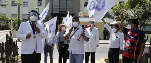 Paro de los gremios del Sector Salud – MINSA